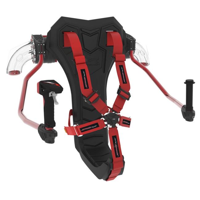 Jet Pack by ZR® Kits